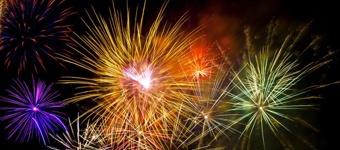 Oliver Community Light Up & Fireworks