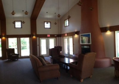 cottonwood party room